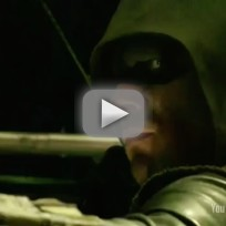 "Arrow Promo - ""The Man Under the Hood"""