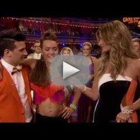 Amy purdy and mark ballas salsa