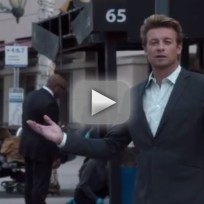 The Mentalist Clip - How Was Your Date?