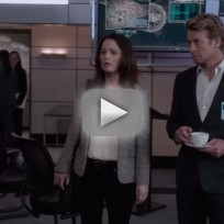 The mentalist clip owed a favor