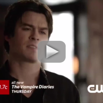 "The Vampire Diaries Promo - ""Man on Fire"""