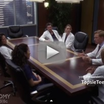Grey's Anatomy Clip - Is Cristina In?