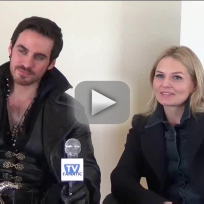 Jennifer morrison and colin odonoghue interview