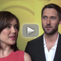 Megan-boone-and-ryan-eggold-interview