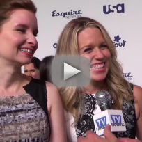 Lennon parham and jessica st clair interview