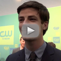 Grant Gustin Previews The Flash