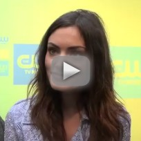 Phoebe Tonkin Upfront Interview