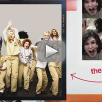 Orange is the new black makes like arrested development