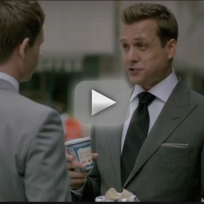 Suits clip breakfast lunch and dinner