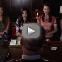 Pretty Little Liars Clip - Return to School