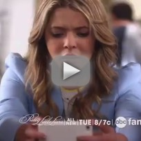 "Pretty Little Liars Promo - ""Run, Ali, Run"""