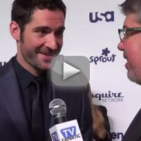Tom Ellis Previews Rush