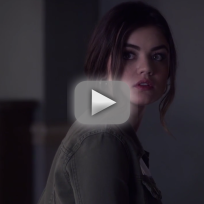 Pretty little liars clip aria undercover