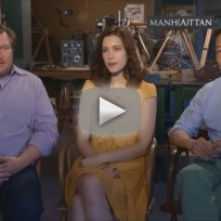 Manhattan set interview