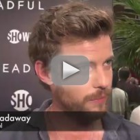 Harry Treadaway Interview