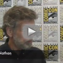 Stephen nathan comic con interview