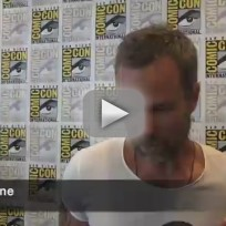 J. R. Bourne Comic-Con Interview