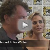 John Noble and Katia Winter Interview