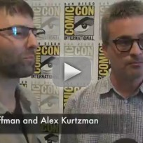 Alex Kurtzman and Mark Goffman Interview
