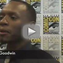 Malcolm Goodwin Comic-Con Interview