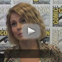 Rose mciver comic con interview