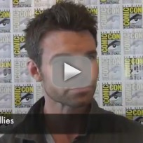 Daniel gillies comic con interview