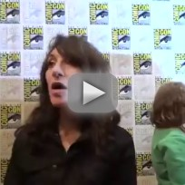 Katey sagal comic con q and a