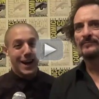 Theo Rossi and Kim Coates Interview
