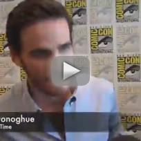 Colin O'Donoghue Comic-Con Interview