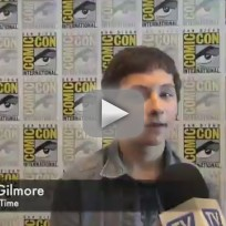 Jared Gilmore Comic-Con Interview