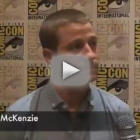 Benjamin McKenzie Comic-Con Interview