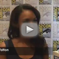 Candice Patton Comic-Con Q&A