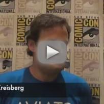 Andrew Kreisberg Comic-Con Q&A
