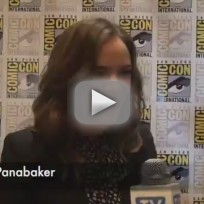 Danielle Panabaker Comic-Con Q&A