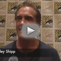 John wesley shipp interview