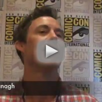 Tom cavanagh talks the flash