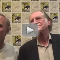 Richard Sammel and David Bradley Interview
