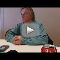 Michael Hirst Comic-Con Interview