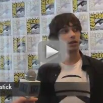 Devon Bostick Interview