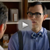 Royal pains clip the smell of success
