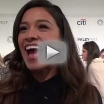 Gina Rodriguez Interview