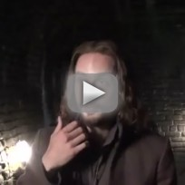 Tom Mison Set Interview