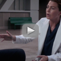 Greys anatomy clip meredith to the rescue
