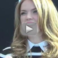 Erin Richards Interview