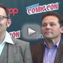 Kevin Chapman and Michael Emerson Interview