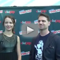 Amy Acker and Greg Plageman Interview
