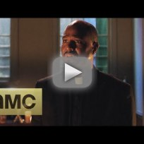 The walking dead clip an unholy father