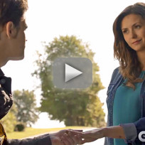 The vampire diaries clip are you happy