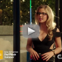 The flash promo going rogue