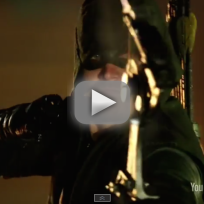 Arrow promo the magician